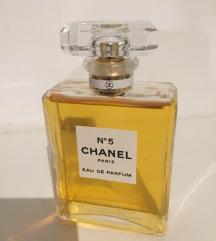 Chanel 5, original, nov