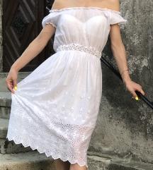 Predivna haljina sa cipkom