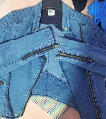 Prelepa teksas jakna