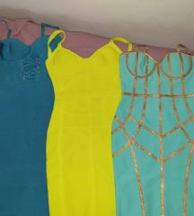 Letnja rasprodaja Herve bandage haljina NOVO