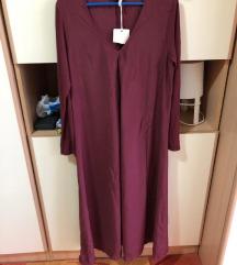Nova duga borda haljina sa etiketom  S