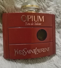 Yves Saint Laurent 'Opium' VINTAGE parfem RETKO