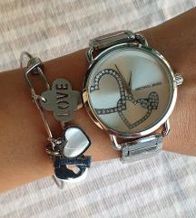 Mk srebrni sat