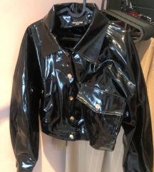 Jakna bomber jacket vinyl