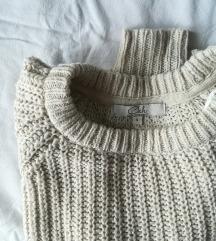 C&A sivi džemper
