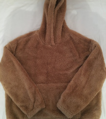 Krem džemper H&M