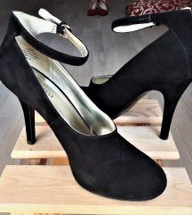 Nine West kozne cipele na stiklu