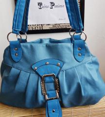 Nova nebo plava torba