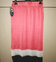 Ciklama nova suknja sa etiketom ❤️