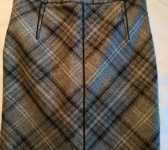 Zara deblja suknja M%550