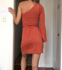 Snizenje!Nova H&M haljina na jedno rame