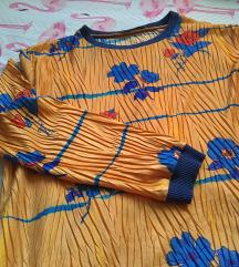 ZARA WOMAN bluza u printu