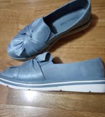 Srebrno-Plave cipelice br.39