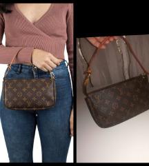 Louis Vuitton monogram original bag pochette