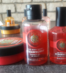The Body Shop Strawberry