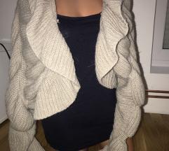 H&M džemper sa karnerima