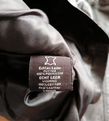 Kožna jakna S veličine