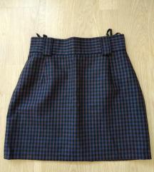 Mini suknja za jesen