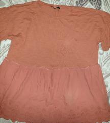 Majica za trudnice ili punije