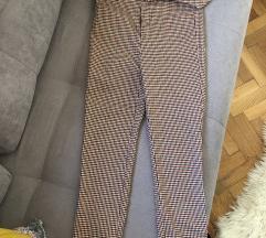 STRADIVARIUS pantalone, S velicina