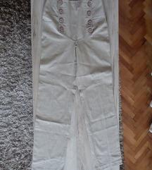 Ženske šivene pantalone