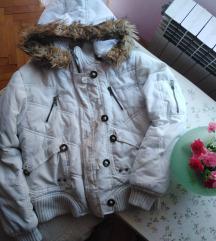 Bela jakna M ❄️