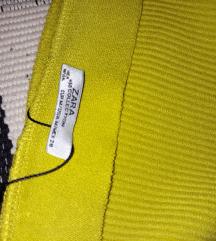 Zara W&B collection suknjica