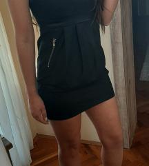 👑 Haljina crna sa cibzarima 👑