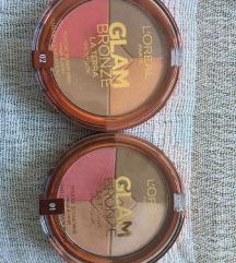 Loreal glam bronzeri