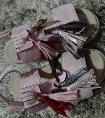 Snizene sandalice za devojcicu