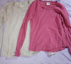 Ženske majice 17&CO 2komada