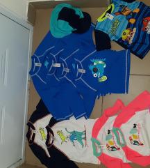 Novi C&A deciji kupaci i UV majice vise velicina