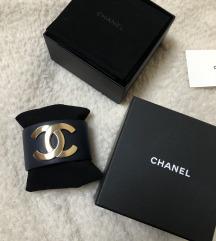 Chanel kozna narukvica ORIGINAL 100%