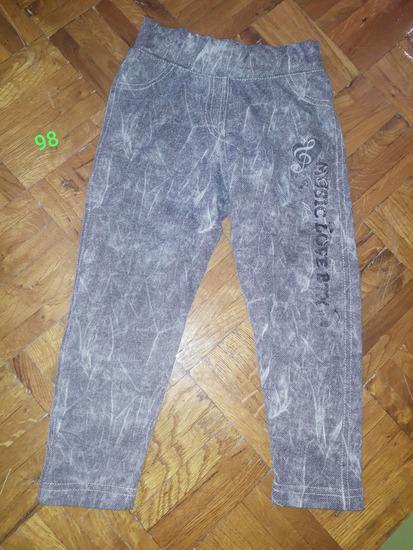 Sive helanke/pantalone