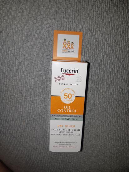 Eucerin spf 50 oil control