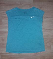 Nike dri fit tirkizna majica S / M