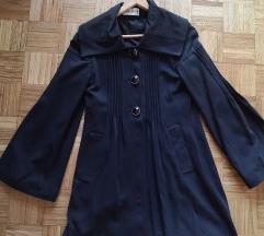 Nov Fervente crni mantil/kaput