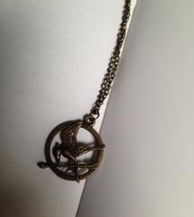 Igre gladi - Hunger Games ogrlica