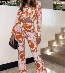 Sareni komplet(model Zara)