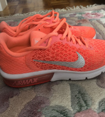 NIKE Coral Air Max Sequent 2