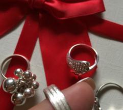 Srebro 925 bilo koji prsten 590 dinara