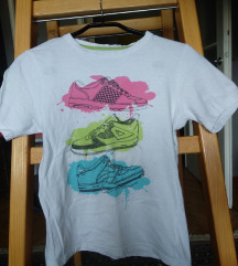 90s majica neon patike
