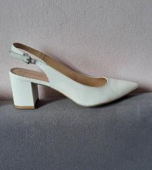 Bele elegantne cipele