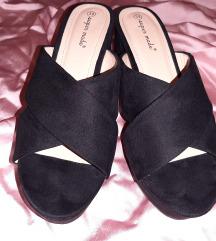 SNIZENO! Zenske papuce sa platformom