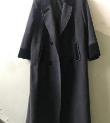 Vintage vuneni kaput