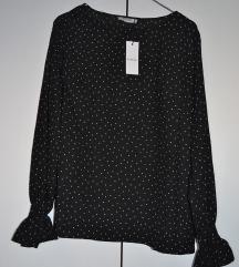 ASOS crna bluza na tufnice NOVO (sa ETIKETOM)