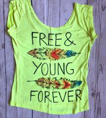 Neon letnja majica
