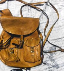 Kožna torbica na rame - preslatka