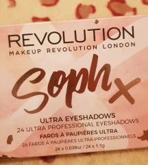 💄MAKEUP REVOLUTION Sophx - paleta senki💄