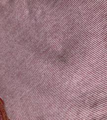 Zara suknja na štrafte M